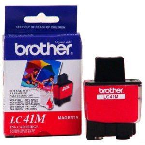 Tinta Brother LC41M Magenta