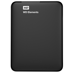 Western Digital Disco Duro Externo Digital Elements 2.5 1TB
