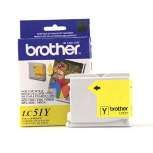BROTHER Tinta Amarilla LC-51Y