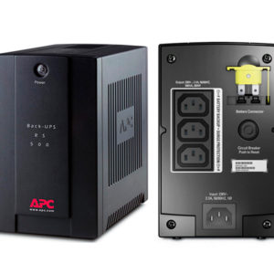 APC UPS Back-UPS 500 230V BR500CI-AS