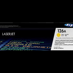 HP Toner 126A LaserJet CE312A Amarillo