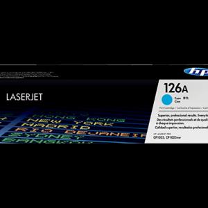 HP Toner 126A LaserJet CE311A Cyan