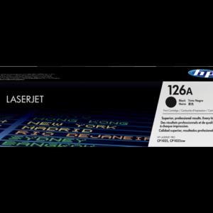 HP Toner 126A LaserJet CE310A Negro