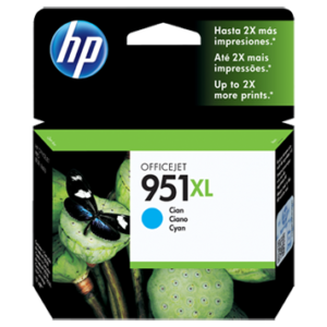 HP Tinta 951XL CYAN CN046AL