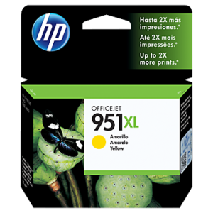 HP Tinta 951XL YELLOW CN048AL