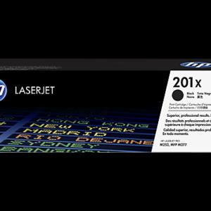 HP Toner 201X Negro CF400X