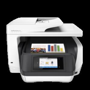 HP Impresora OfficeJet Pro All-In-One 8720 D9L19A