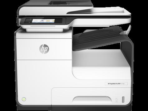 HP Impresora Multifunción PageWide Pro 477dw