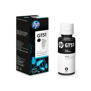 Tinta HP GT51 Negra M0H57AL