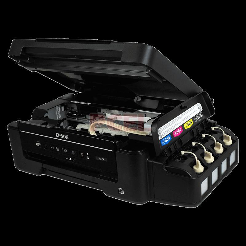 bajar software de impresora epson l375