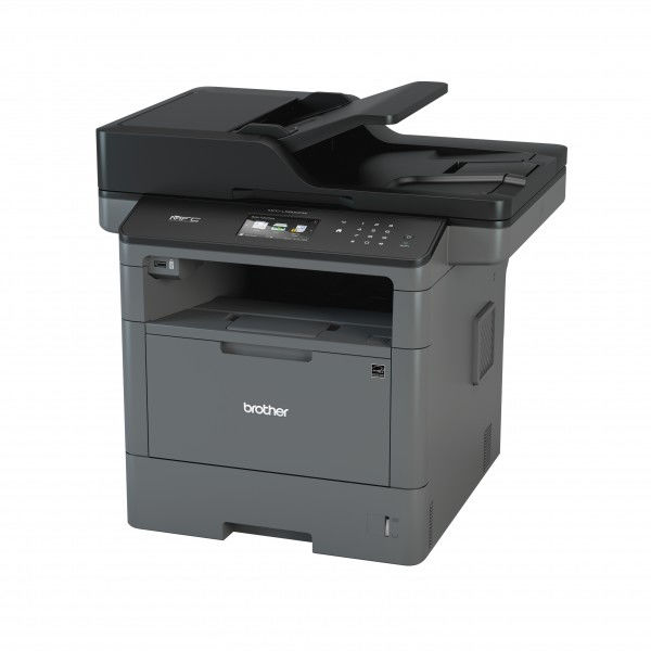 Impresora Brother Multifuncional Laser MFC-L5900DW