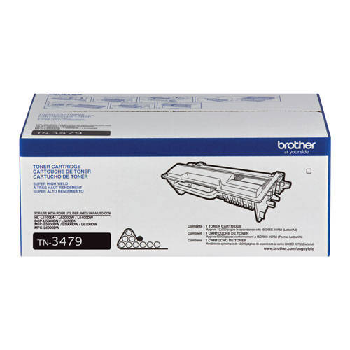 BROTHER Toner TN-3479 Negro
