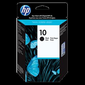 HP Tinta 10 Negro C4844A