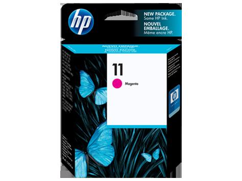 HP Tinta 11 Magenta C4837A