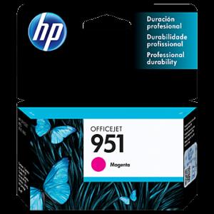 HP Tinta 951 MAGENTA CN051AL