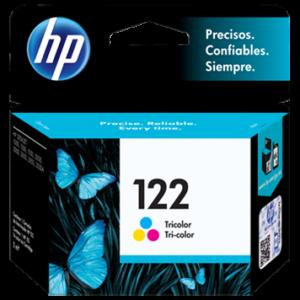 HP Tinta 122 Tricolor CH562HL