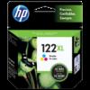 HP Tinta 122XL Tricolor CH564HL