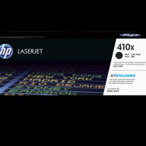 HP Toner 410X Negro CF410X