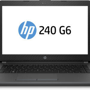 LAPTOP HP 240 G6 N3060 4GB 500GB 14 W10H