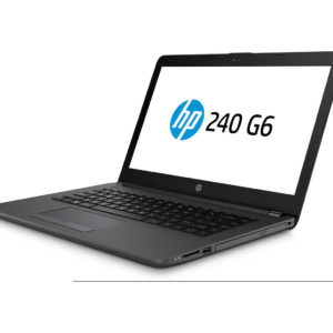 "Laptop HP 240 G6 I3-6006U 4GB 1TB 14"" W10P64"