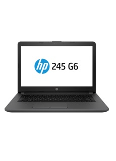 HP LAPTOP 245 G6 AMD E2-9000E 4GB HDD 500GB W10H