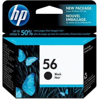 HP Tinta 56 Negro C6656AL
