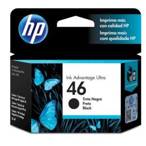 HP Tinta 46 Negra CZ637AL