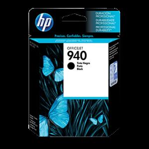 HP Tinta 940 Negro C4902AL