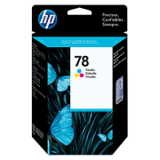 HP Tinta 78 Tricolor C6578DL