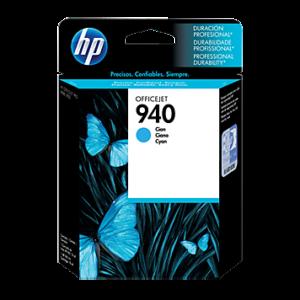 HP Tinta 940 Cyan C4903AL
