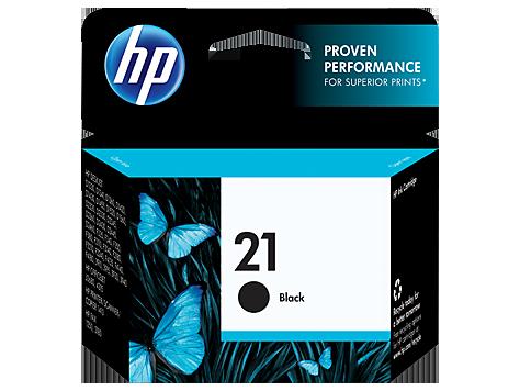 HP Tinta 21 Negra C9351AL