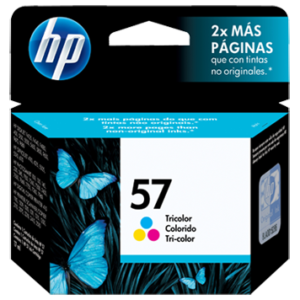 HP Tinta 57 Tricolor C6657AL