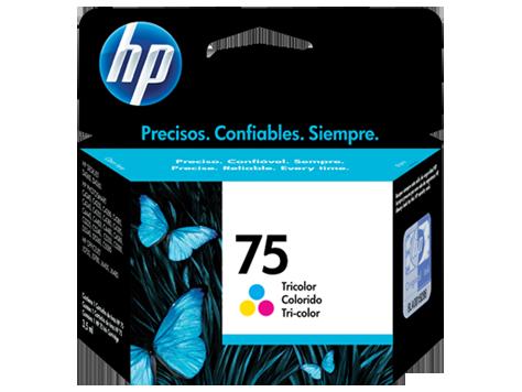 HP Tinta 75 Tricolor CB337WL