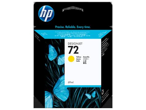 HP Tinta 72 Amarillo C9400A