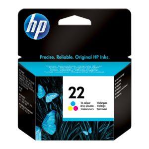 HP Tinta 22 Tricolor C9352AL