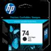 HP Tinta 74 Negro CB335WL