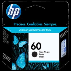 HP Tinta 60 Negro CC640WL