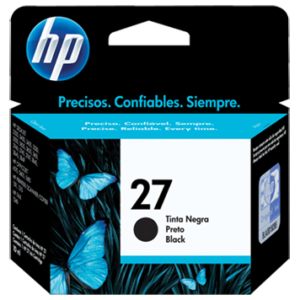 HP Tinta 27 Negra C8727AL