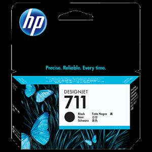 HP Tinta 711 Negro 38ml CZ129A