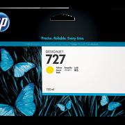 HP Tinta 727 Amarillo B3P21A
