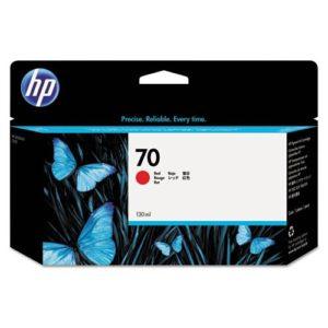 HP Tinta 70 de 130 ml Rojo C9456A