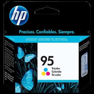 HP Tinta 95 Tricolor C8766WL