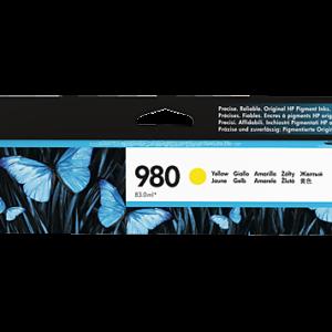 HP Tinta 980 Amarillo D8J09A