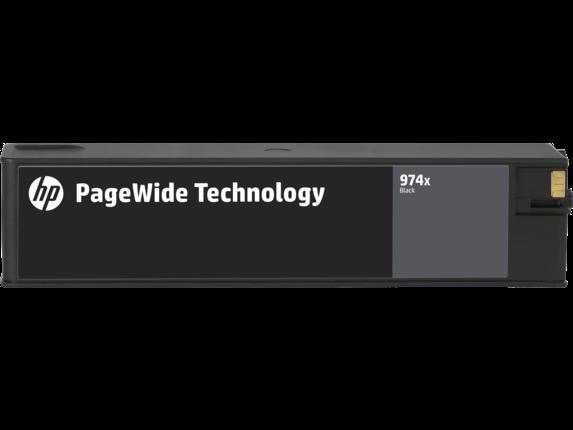 HP Tinta 974XL Negro L0S08AL