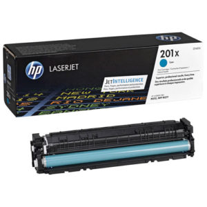 HP Toner 201X Cyan CF401X