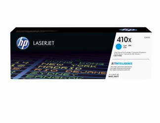 HP Toner 410X Cyan CF411X