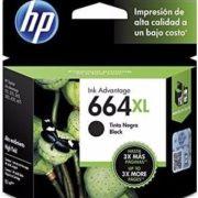 HP Tinta 664XL Negro F6V31AL