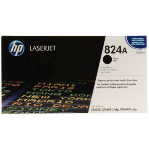 HP Tambor 824A Negro CB384A