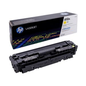 HP Toner 410A Amarillo CF412A