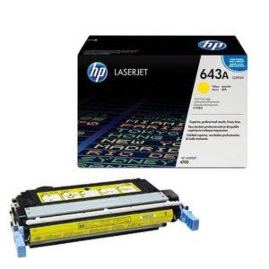 HP Toner 643A Amarillo Q5952A
